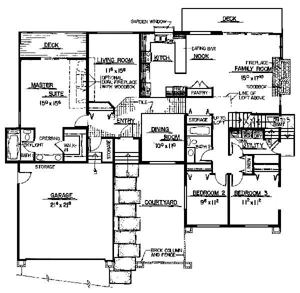 Price To Build A 2000 Square Foot House Of 1500 2000 Square Feetm