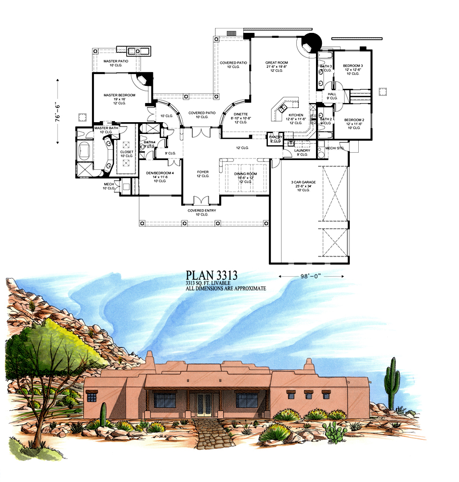 3000 to 3500 square feet for 3500 sf house plans