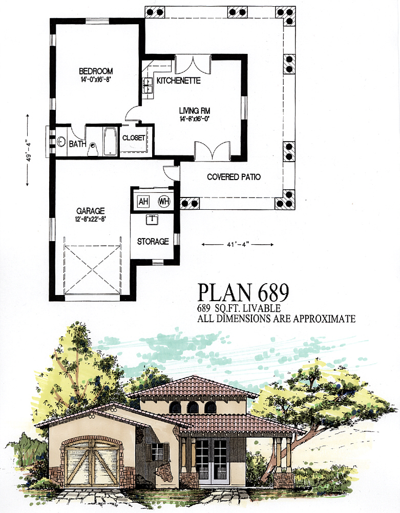 Less than 1000 for House plans less than 1000 sf